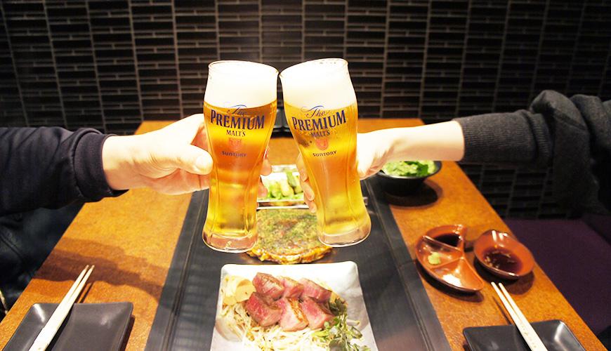 和牛跟啤酒其實超搭?精選日本20間和牛料理居酒屋