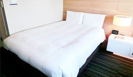 日本飯店旅館加大單人床