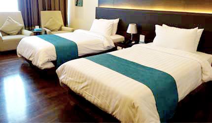 日本飯店旅館單人床
