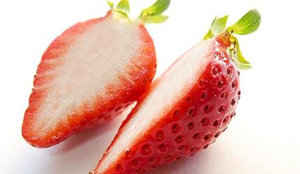 日本草莓章姫頰示意圖