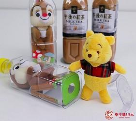午後の紅茶午後的紅茶瓶裝奇奇蒂蒂玩偶組合