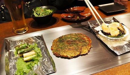 日本和牛居酒屋「響や」的響や套餐份量十足