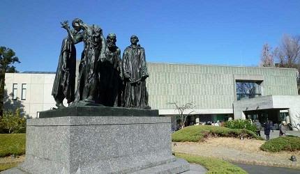 柯比意國立西洋美術館