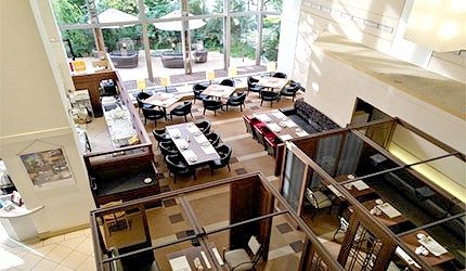 饭店旅馆餐厅