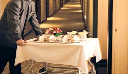 飯店旅館客房服務主廚料理