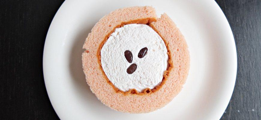 樱花蛋糕卷さくらのロールケーキ