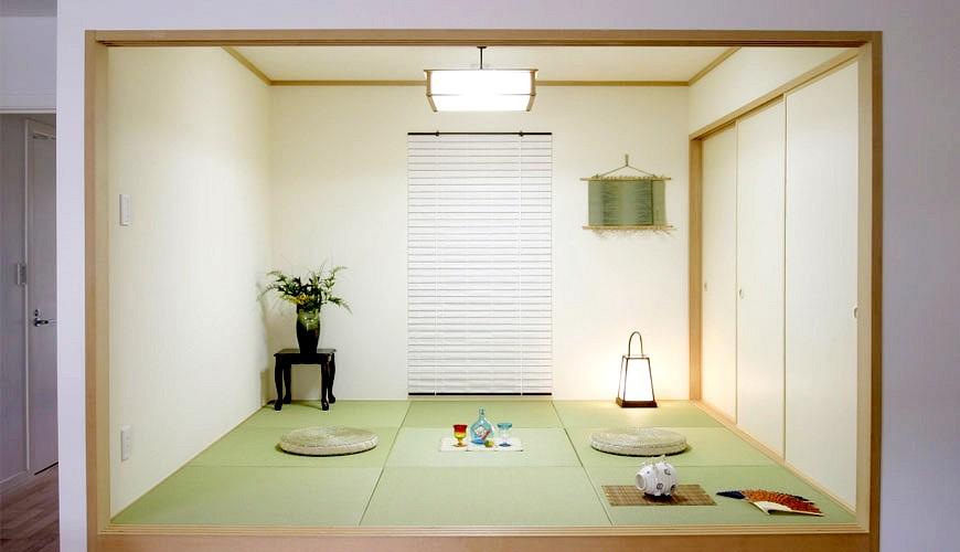 日本琉球榻榻米正方形