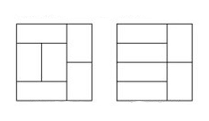 日本和室日式榻榻米排列方式鋪法祝儀敷き