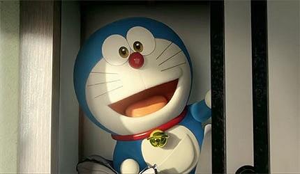 日本和室壁橱橱柜哆啦A梦大雄示意图