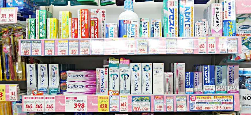 牙膏牙刷學問大!日本必買的口腔清潔用品與推薦品牌