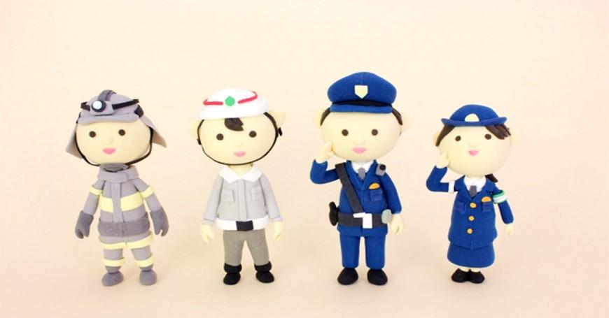 2018日本小朋友受歡迎職業排行消防隊員醫生警察