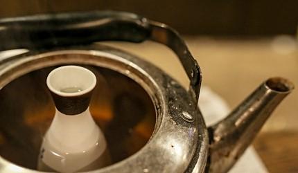 日本酒清酒熱飲燗酒