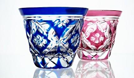 日本酒冷酒玻璃杯