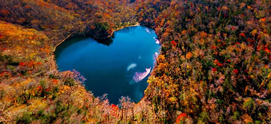 北海道豐似湖