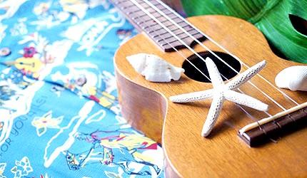日本旅遊夏季夏天穿搭推薦單品沖繩花襯衫