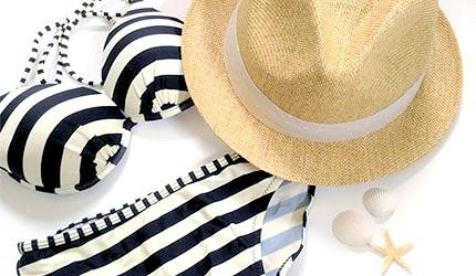 日本旅遊夏季夏天沖繩穿搭推薦單品泳衣比基尼海邊玩水潛水衝浪浮潛