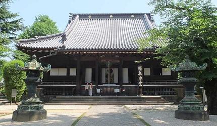 「寬永寺」和上野的歷史有著密切的關連