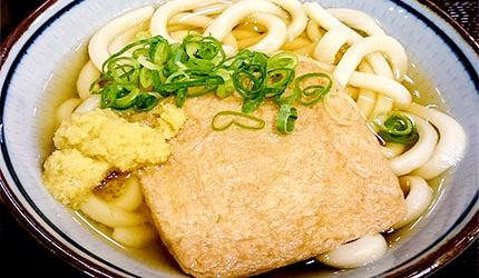 日本料理豆皮烏龍麵