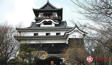 犬山城的天守據說是樣式最古老的