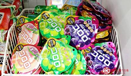 日本2020熱賣藥妝!大國藥妝店長推薦人氣必買軟糖「cororo」(コロロ)