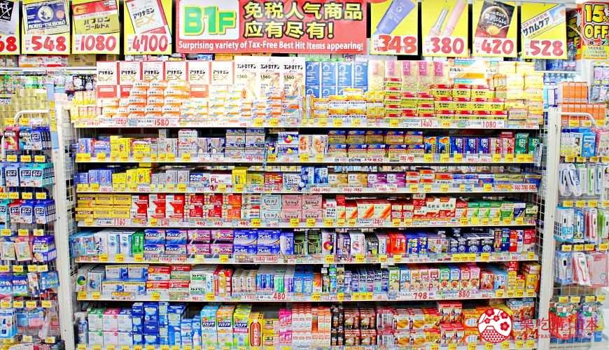 日本2020熱賣藥妝!大國藥妝店長推薦人氣必買清單【藥品保健食品篇】