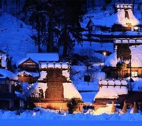 京都美山茅草屋之里巴士行程