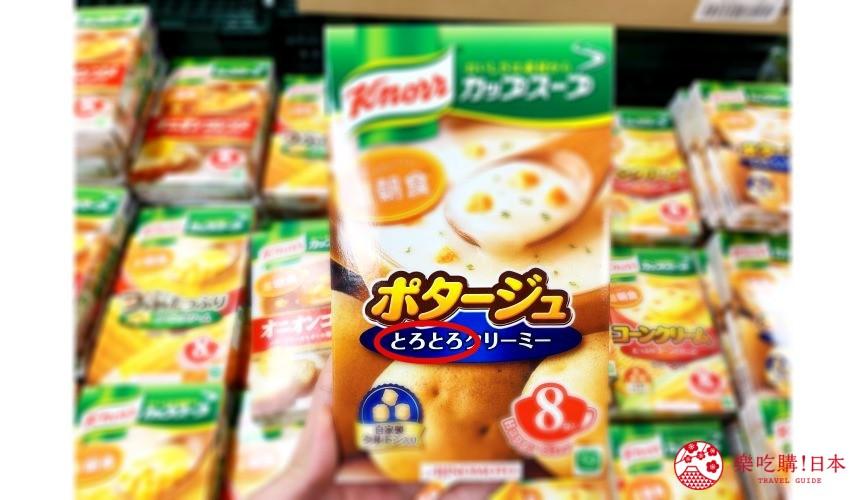 日本超市、便利商店商品包裝上用了擬聲詞擬態詞「とろとろ」的照片