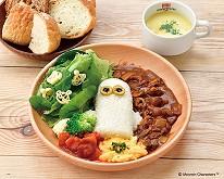 抢搭噜噜米乐园开幕话题!东京、福冈的「Moomin Cafe」主题餐厅午间套餐全面更新
