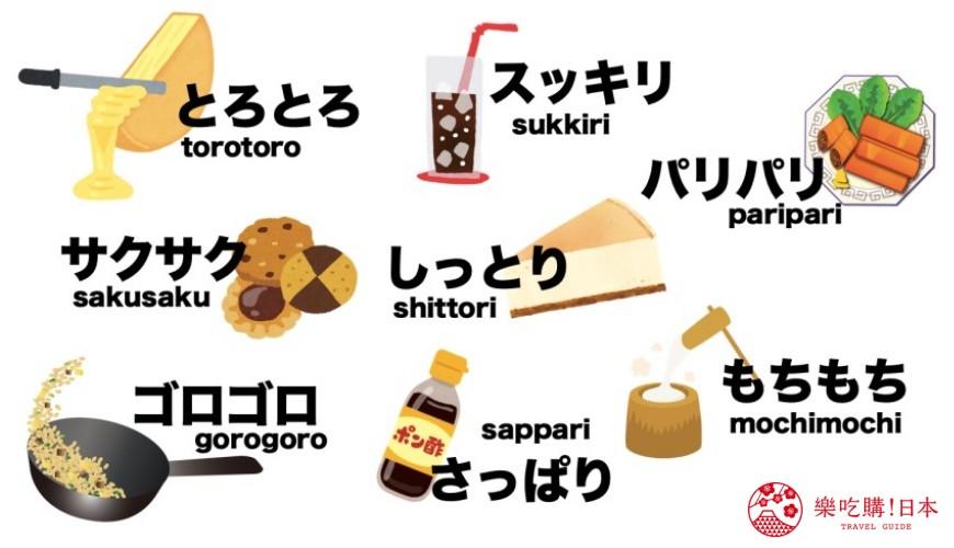 《日文口感清爽、酥脆怎麼說?日本超市商品包裝最常用的8個「擬聲詞」看這篇!》文章形象圖