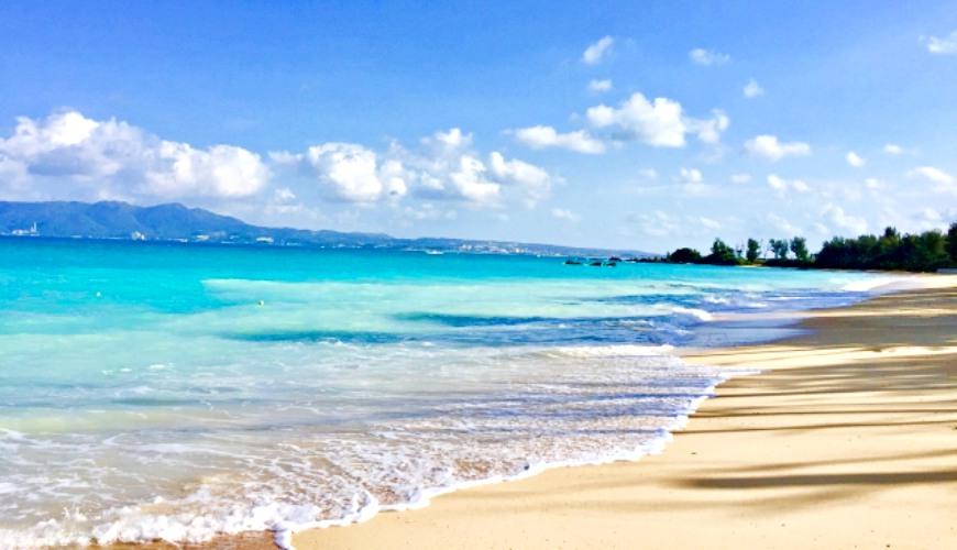 海邊沙灘照片