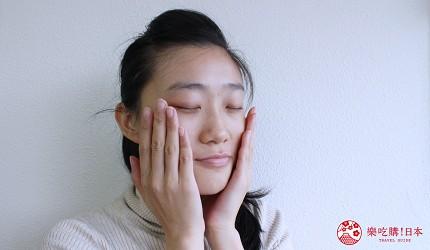 日系保養品牌daermayuko蠶絲蛋白精華液 實際使用照