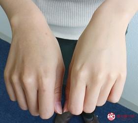日系保養品牌daermayuko抗UV防曬粉底液實際使用照