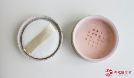 日系保養品牌daermayuko抗UV蜜粉實際使用照