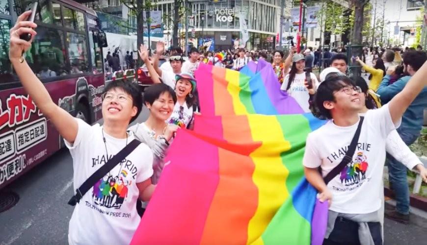 亚洲同志第2友善城市竟是「东京」?日本软银福利超羡慕,让同志直唿好想婚!