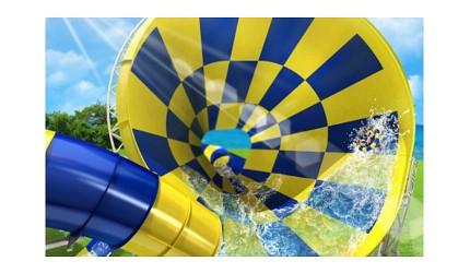 夏天去日本玩水消暑、暑假帶細路旅行放電最好玩的水上樂園精選推介,提供人造浪池、漂流河、巨型滑梯、水上滾筒、水上運動競技設施、兒童嬉水池等水上遊戲設備的水上樂園7選中的芝政世界(芝政ワールド)