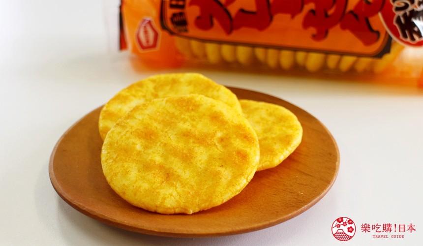 日本必买零食伴手礼龟田咖哩仙贝カレーせん内容物