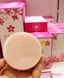 日本超好買的免稅店LAOX內獨家發售的馬胎盤潔面皂