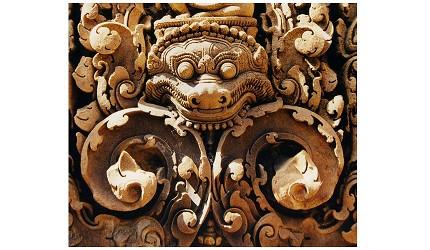 日本妖怪「夜叉」在柬埔寨也看得到