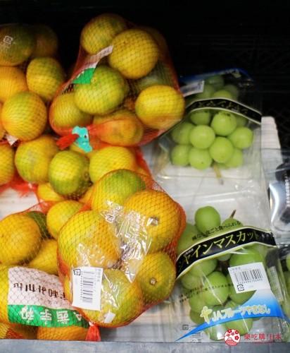 日本適用消費稅8%的水果類