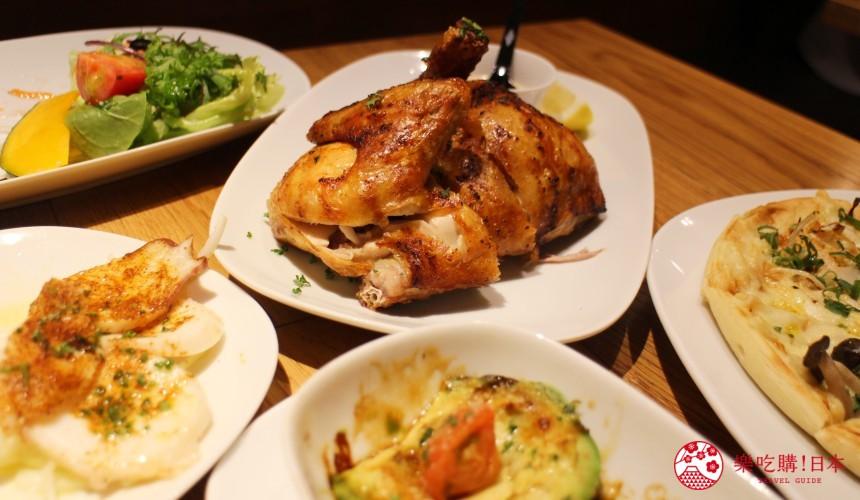 日本消費稅文章解釋餐廳餐桌的示意圖