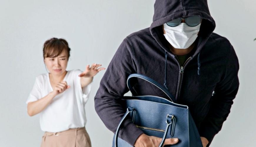 日語「泥棒」單字的意思形象圖