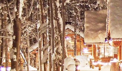 日本有中文教練的滑雪場推介的中文滑雪場輕井澤王子滑雪學校的木屋