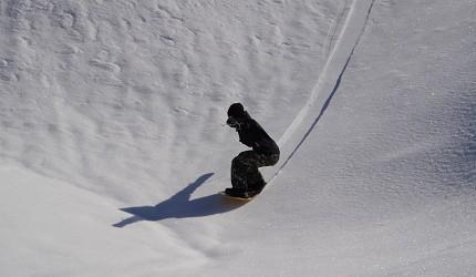 日本有中文教練的滑雪場推介山形縣月山滑雪場的營地