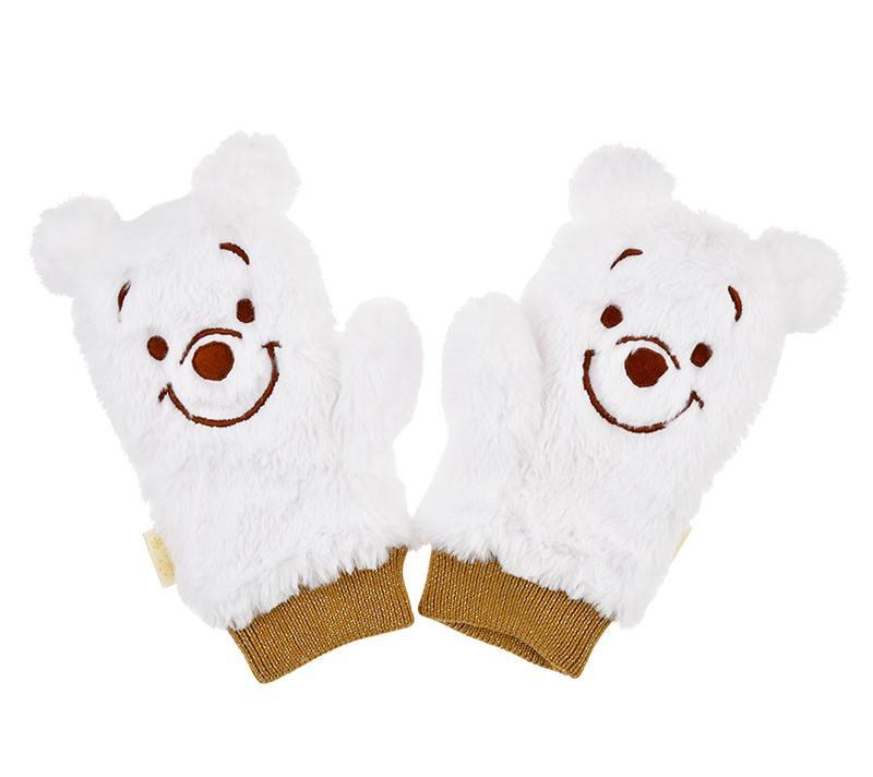 2019冬天日本迪士尼商店推出迪士尼商店限定維尼手套