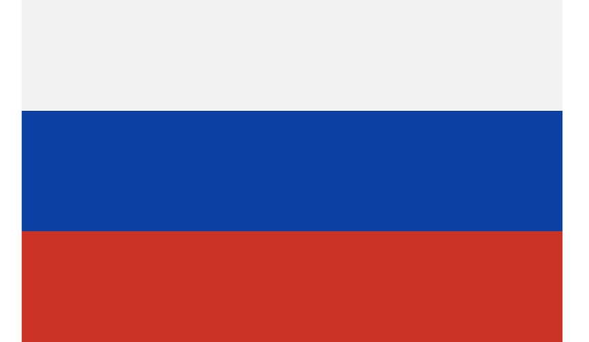 《为什么日文的「美国」叫「米国」?超难懂日语汉字国名你知道几个》的俄罗斯国旗示意图