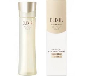 有售去日本必買美妝資生堂shiseido怡麗絲爾、肌膚之鑰的品牌美妝店MASAYA、COLOR STUDIO內的ELIXIR怡麗絲爾品牌產品彈潤保濕水T2滋潤型
