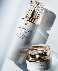 有售去日本必買美妝資生堂shiseido怡麗絲爾、肌膚之鑰的品牌美妝店MASAYA、COLOR STUDIO內的Clé de Peau Beauté肌膚之鑰品牌產品精萃光采防護精華乳
