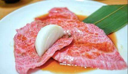 2019日本Tabelog燒肉百名店排行第一名東京和牛燒肉炭燒金龍山特調蒜味醬汁