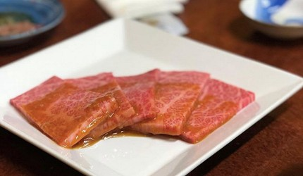 2019日本Tabelog燒肉百名店排行第三名東京和牛燒肉赤坂らいもん