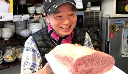 2019日本Tabelog燒肉百名店排行第一名大阪和牛燒肉生ホルモン処おさむちゃん老闆